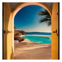 Fotomurale Santorini 254 x 184 cm