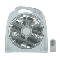 Ventilatore box fan Equation KYT-30B bianco