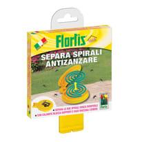 Porta zampirone Separa spirali Flortis