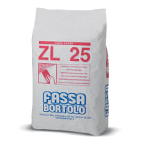 Lisciatura a base gesso ZL25 Fassa Bortolo 5 kg