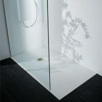 Piatto doccia acrilico Boston 100 x 70 cm bianco
