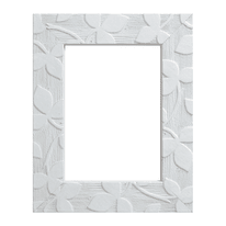 Cornice Varenne bianco 15 x 20 cm