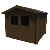 casetta in legno Primula 5,9 m², spessore 28 mm