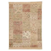 Tappeto Orient farshian patchwork crema 160 x 230 cm