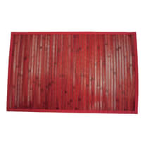 Tappetino cucina Classic rosso 50 x 140 cm