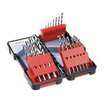 Set 18 punte per trapano per metallo Bosch