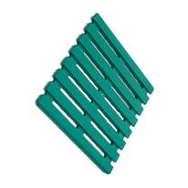 Pedana doccia verde 58 x 58 cm