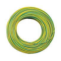 Cavo unipolare FS17 450/750V Lexman 2,5 mm giallo/verde, matassa 5 m