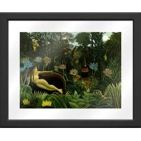 Quadro in vetro Rousseau 45,5x55,5