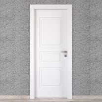Porta da interno battente Alioth bianco 60 x H 210 cm sx