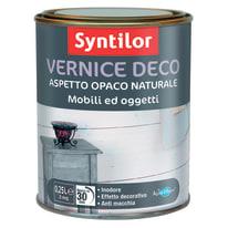 Vernice Syntilor Deco mobili e oggetti Crema 250 ml
