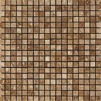 Mosaico Travertino 30 x 30 cm