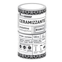 Resina smaltante Bianco Puro Geckos 0.5 L
