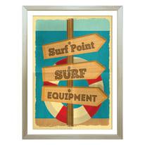 Stampa incorniciata Surf 3 30 x 40 cm