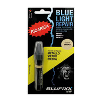 Ricarica colla per penna luce uv Blufixx pietra e vetro nocciola 5 g