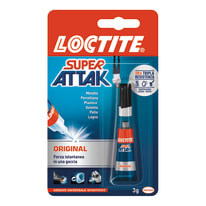 Colla istantanea original Super Attak 3 g