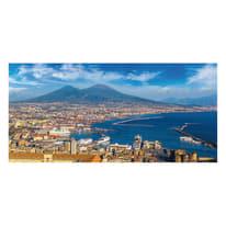 Fotomurale Golfo di Napoli 210 x 100 cm