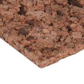 Pannello isolante in sughero Fortlan L 1000 mm x H 500 mm, spessore 30 mm