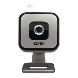 Telecamera IP wireless da interno fissa con visione notturna Vimar Cube Wi-Fi HD 720P Elvox