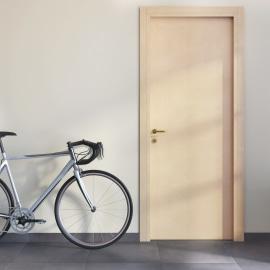 Porta da interno battente Saint Germain grezza 80 x H 210 cm reversibile
