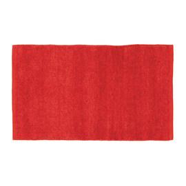 Tappetino cucina Ciniglia heart rosso 50 x 80 cm