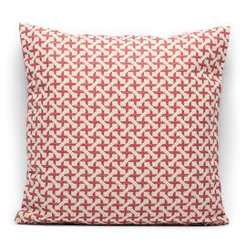 Fodera per cuscino Inspire Cruz rosso 40 x 40 cm