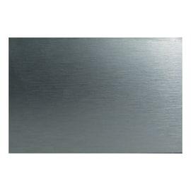 Pannello retrocucina Alu alluminio L 300 x H 64 cm
