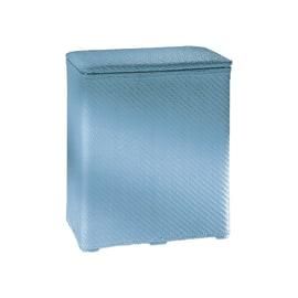 Portabiancheria Ambrogio blu 68 L
