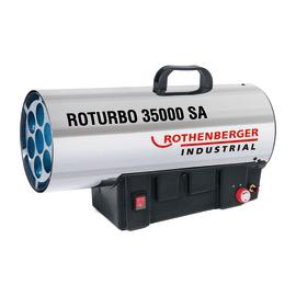 Generatore di aria calda a gas roturbo 35000 SA 3400 W