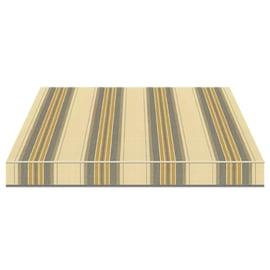 Tenda da sole a bracci Tempotest Parà 240 x 210 cm beige/giallo/grigio Cod. 5347/58