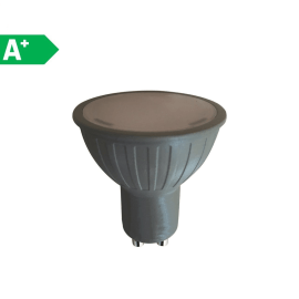 Lampadina smart LED Lexman GU10 =50W luce CCT 100°