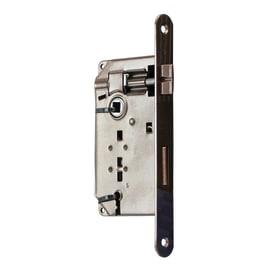Serratura patent da infilare, entrata 4, interasse 90 mm, reversibile