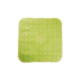 Tappeto antiscivolo doccia Frost verde