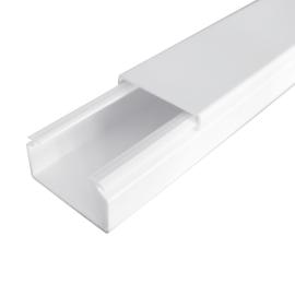 Minicanale di cablaggio 30 x 18 mm x L 2 m