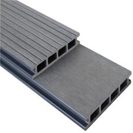 Listone 14,5 x 240  cm x 21  mm grigio