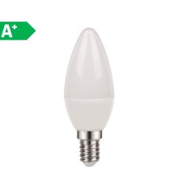 Lampadina LED Lexman E14 =25W oliva luce calda 150°