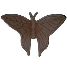Farfalla 21 x 16 x 2,5 cm cotto