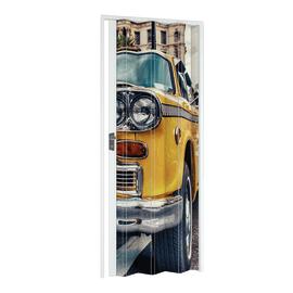Porta a soffietto Car fantasia L 89.5 x H 214 cm