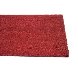 Zerbino Cocco rosso 40 x 60 cm
