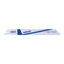 2 lame per sega a gattuccio, lunghezza 150 mm