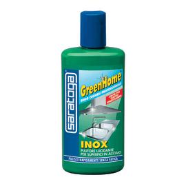 Pulitore Saratoga Greenhome inox 250 ml
