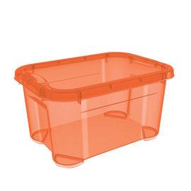 Scatola T Box XXS L 26 x P 19 x H 14 cm arancione