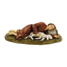 Pastore addormentato H 12 cm