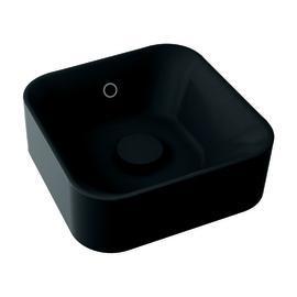 Lavabo da appoggio Capsule nero