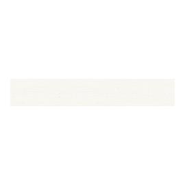 Battiscopa Denim bianco 7,5 x 60 cm