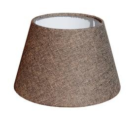 Paralume per lampada da comodino personalizzabile Impero marrone