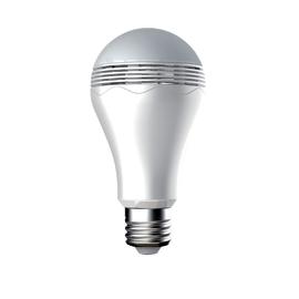 Lampadina LED E27 =30W goccia luce calda 180°