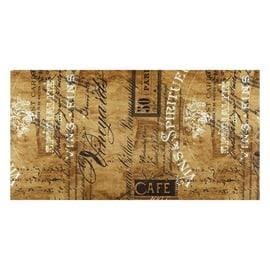 Passatoia Digit postcard ecru 52 cm