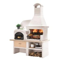 Barbecue in muratura modulabile Malibù 2