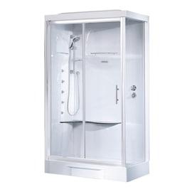 Doccia idromassaggio box e cabine idromassaggio prezzi e for Box doccia 70 x 70 leroy merlin